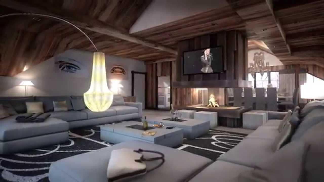 chalet mondsee salzbourg architecture 3d film 3d vue 3d