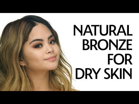 Get Ready With Me: Natural Bronze for Dry Skin | Sephora