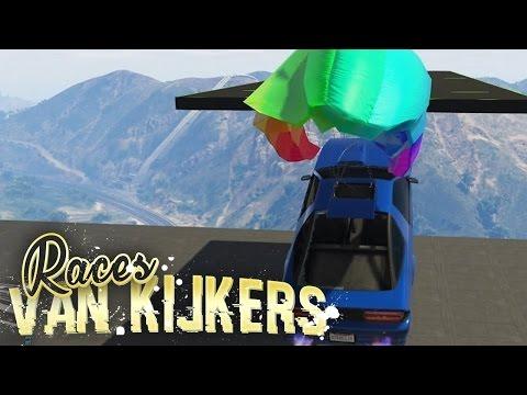 HET HOOGSTE CIJFER TOT NU TOE! - Races van Kijkers #16 (GTA V Online Funny Races)