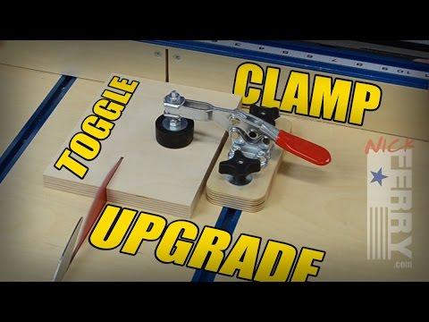 Toggle Clamp Upgrade Ep66 Youtube