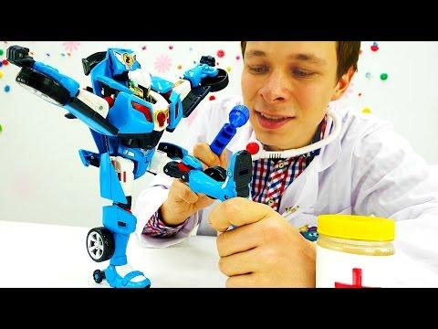 Микс– Игры с роботами