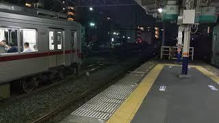 東武東上線 50090系TJライナー小川町行き 成増駅通過