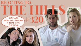 Reacting to 'THE HILLS' | S3E20 | Whitney Port