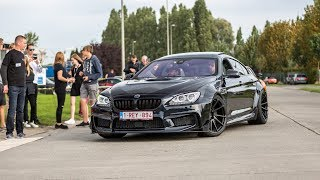 INSANE PP-Performance BMW PD650i Widebody - LOUD Pops & Bangs, Accelerations, Revs !