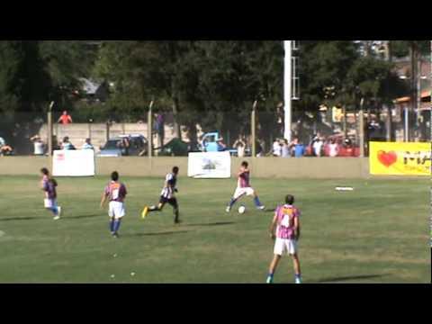 final del campeonato liga venadense 2010 j.newbery (vt) vs. teodelina