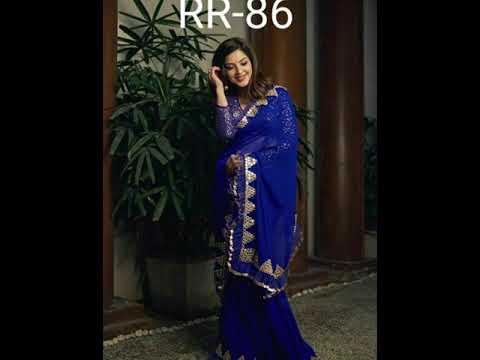 Mono nailan net saree Rs1150free shipping Contact no 6381513340