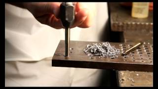 Viking Drill and Tool - Hand Tapping Using HSS Spiral Point - Plug Syle Tap