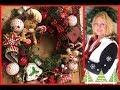 ~DIY - Gingerbread Wreath - Christmas Kitchen Decor~