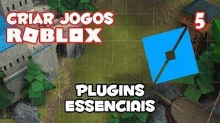 Essential Plugins for Roblox Studio [how to create games on Roblox #05]