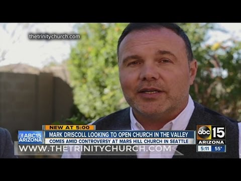 Mark Driscoll looking to open church in the Valley