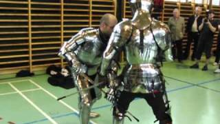 Gladiatoria : Part 1/6 : Swordfight in Armour : Hammaborg