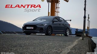 [ROAD TRACK]Hyundai elantra sp…