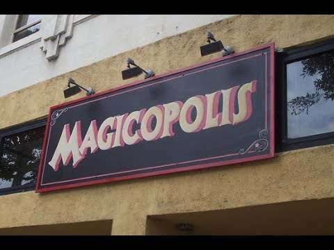 Steve Spill on Magicopolis