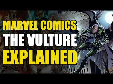 Marvel Comics: The Vulture Explained