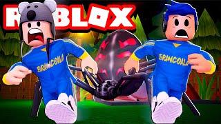 CUIDADO com a ARANHA do ROBLOX SPIDER - Brancoala Games