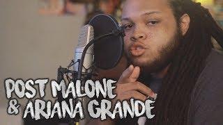 Post Malone & Ariana Grande ~ thank u, next & Better Now (Kid Travis Cover)