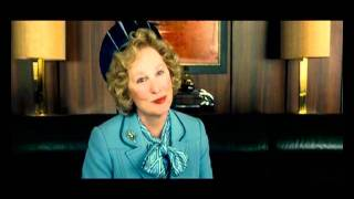 The Iron Lady film Trailer starrinf Meryll Streep as Margaret Thatcher
