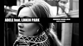 Video Adele feat. Linkin Park -  Somewhere I Hello (Angelika Vee acapella and J.N.O. Mash-Up remix) download MP3, 3GP, MP4, WEBM, AVI, FLV Agustus 2017