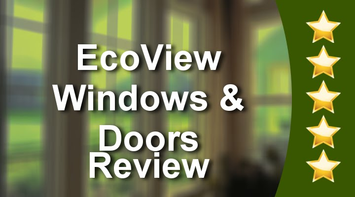 Ecoview Windows Review Video