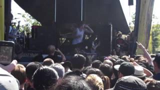 Suicide Silence - You Only Live Once - Rockstar Mayhem Festival 2011