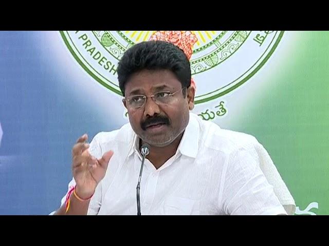 AP Education Minister Adimulapu Suresh Press Conference on Intermediate Exams || Vijayawada