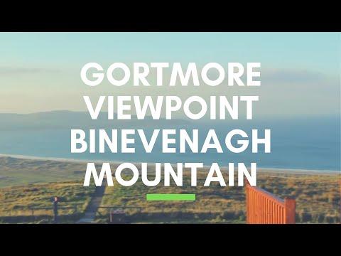 Manannán mac Lir Celtic Sea God at Gortmore Viewpoint - Limavady - Binevenagh Mountain - Ireland