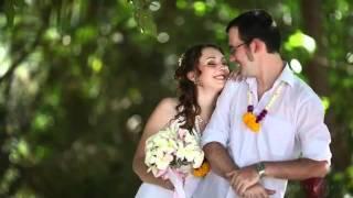 Свадьба в Тайланде на острове