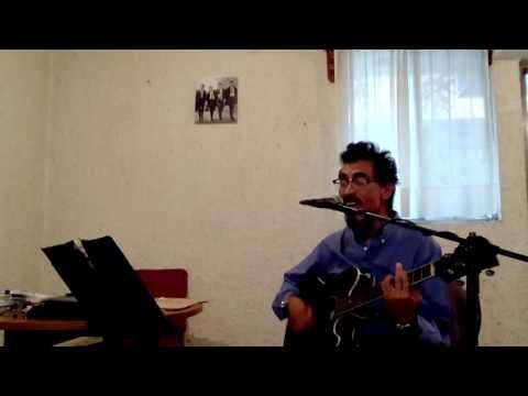 #9 Dream John Lennon (cover) by Alberto Sandoval Almanza