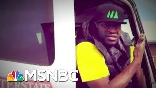 New George Floyd Evidence Shows He Pleaded 'I Can't Breathe' Over 20 Times | MSNBC