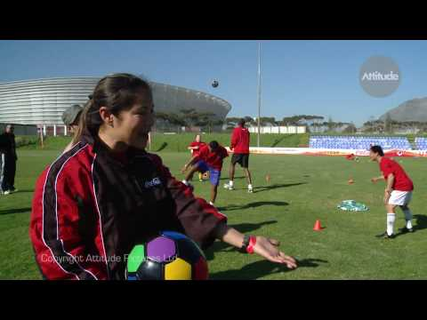 Special Olympics Unity Cup 2010 - Part 2