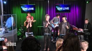 o g3ne just give me a reason   live bij frank vrijdag show