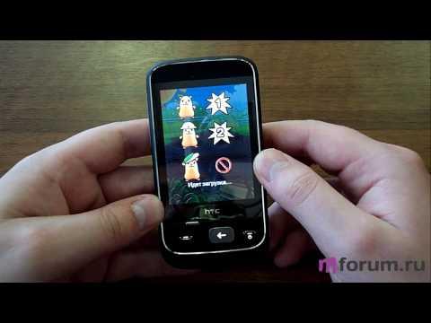 Обзор HTC Smart - Игры