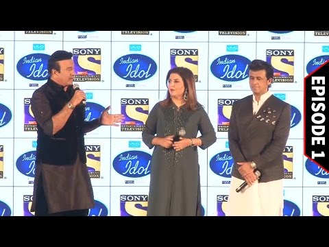 "Press Conference Of ""Indian Idol"" New Season With Celebs.."