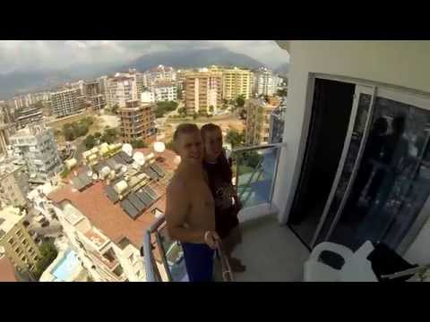 Turkey, Alanya (Diamond Hill Resort Hotel) 2014, GoPro Hero3