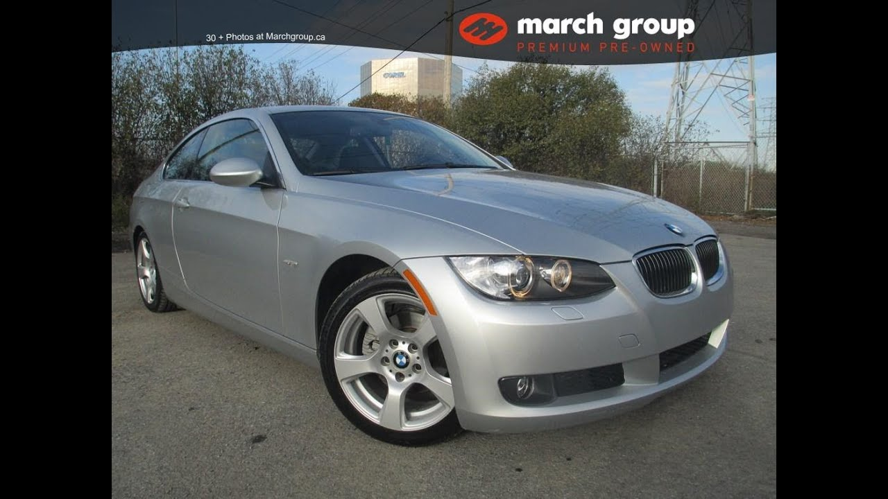 March Group Premium Preowned BMW I Coupe Stock C - Bmw 328i coupe 2007