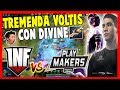 INFAMOUS vs PMAKERS [BO3] - TREMENDA VOLTIS CON RAPIER - THE BUCHAREST MINOR SA | DOTA 2