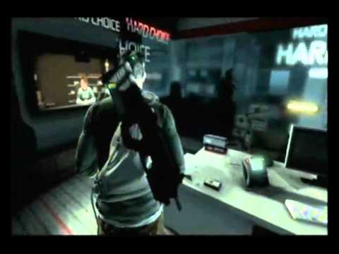 """Splinter Cell Conviction OST: """"The Truth"""" (Sam Fisher's Rage)"""
