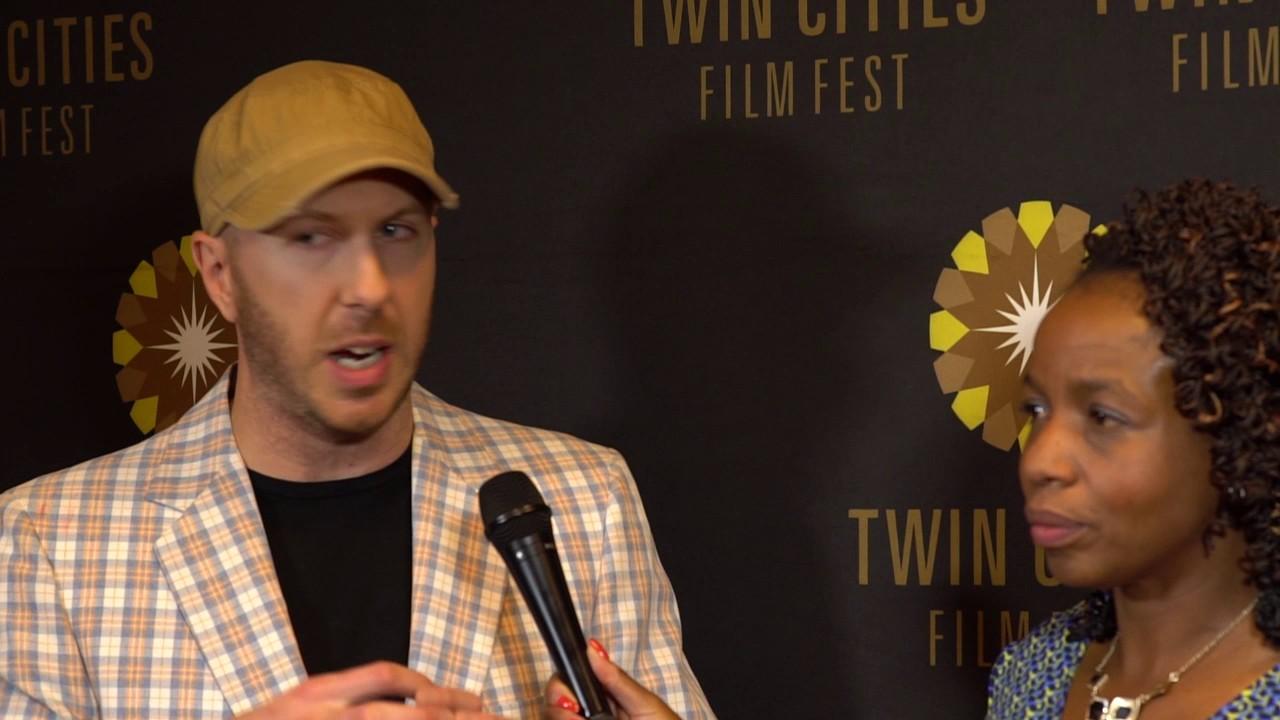 2016 TCFF Red Carpet Interview Adam Zuehlke Cured