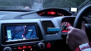 heufndic君 シビックタイプRに乗り、滋賀県の一般道を175km/hで暴走 thumbnail