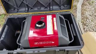 Finally Got My New Generator !!!!!