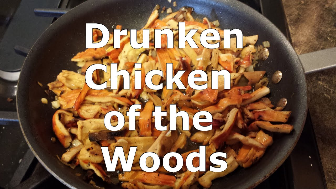 Chicken of the forest recipe