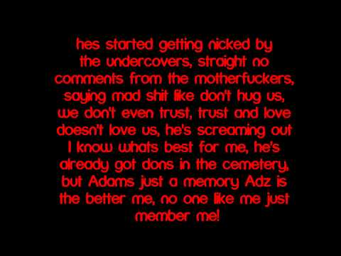 Ard Adz - Someone Like You Lyrics (New)