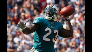 Ronnie Brown Five Toucнdown Masterpiece vs Patriots (2008 Week 3) - INTRODUCING THE WILDCAT!