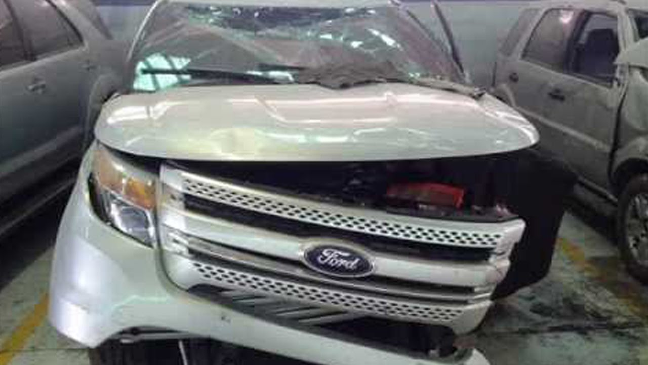 Latest Car Accident of Ford Explorer - Road - Crash - Compilation - Auto - 2016 - 2017 - 2018