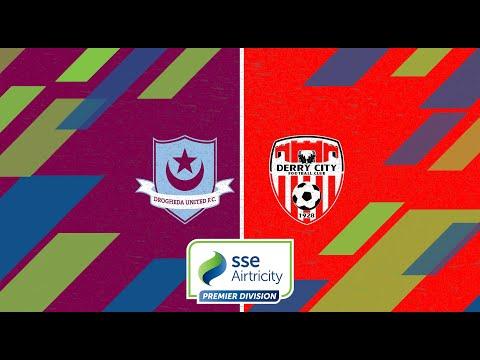 Premier Division GW32: Drogheda United 1-0 Derry City