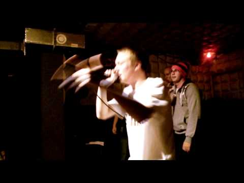 Solar - Manieczki LIVE + Danny (Mandala 07.01.2012)