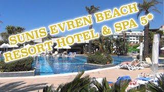 Sunis Evren Beach Resort Hotel & Spa 5* – Сиде – Лучшие   отели Турции