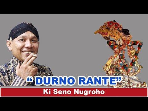 Live. Ki Seno Nugroho. Lakon DURNO RANTE. Recorded Earlier
