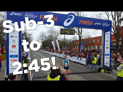 Analysis of a 2:45 marathon training plan // Sessions to go sub-3 // How to run 100 mile weeks
