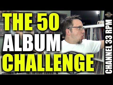 REDISCOVER YOUR MUSIC with the #50AlbumChallenge | Vinyl Community Mp3